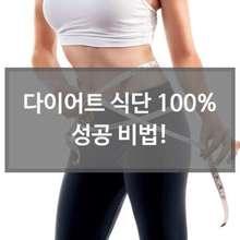 다이어트 식단 100% 성공률