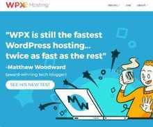wpx hosting 리뷰
