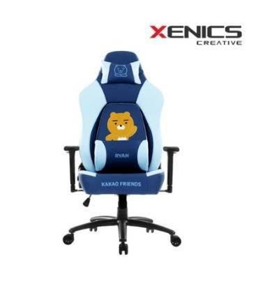 의자 추천 - 제닉스 카카오프렌즈 컴퓨터의자 라이언