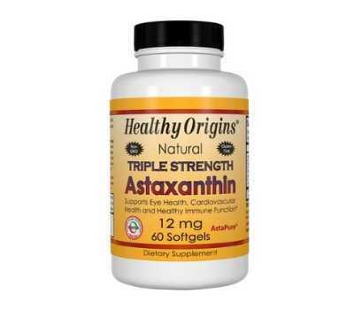 Healthy Origins 트리플 스트렝스 아스타잔틴