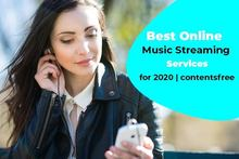 Best Online Music Streaming Services